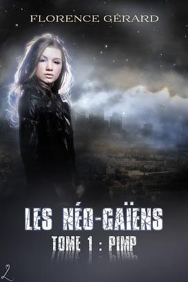 couverture de Pimp : Les Néo-Gaïens, tome 1